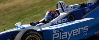 CHAMPCAR/CART: Carpentier wins Cleveland Grand Prix