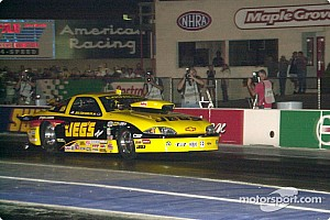 Jeg Coughlin - Pro Stock Champion interview