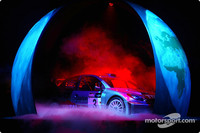 Peugeot drivers, objectives remain unchanged for 2003