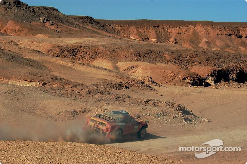 Dakar: Volkswagen stage nine report