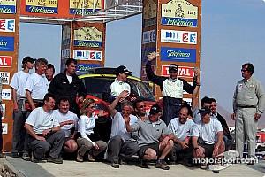Dakar: Volkswagen final report