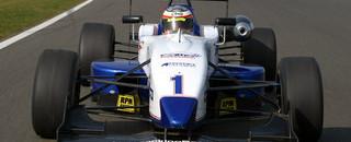Alan van der Merwe handed win at Donington