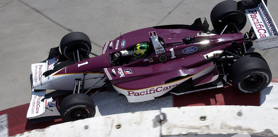 CHAMPCAR/CART: Junquiera leans on Friday time to claim Denver pole