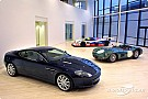 Aston Martin returns to motor sport