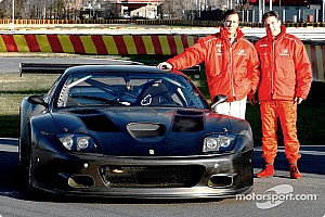 Barron Connor Racing test notes 2003-12-28