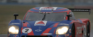 NASCAR drivers excel in the wet at Daytona