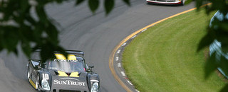 Angelelli storms to The Glen pole