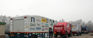 Dakar trucks set for an exciting 2005