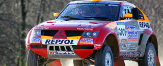Mitsubishi strong, but not unbeatable for Dakar