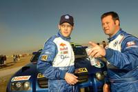 Robby Gordon's first taste of Dakar