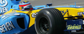 Alonso storms to pole position for Bahrain GP