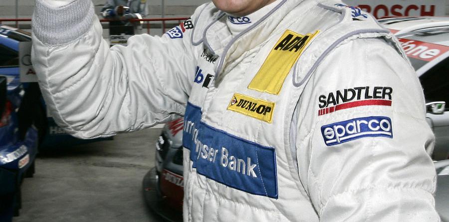 Paffett lands McLaren test role