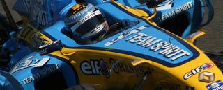 Kovalainen leads on Jerez day one