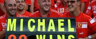 The enigma of Michael Schumacher