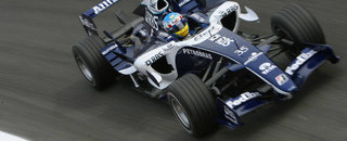 Wurz remains fastest on Chinese GP Friday