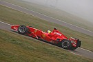 Shakedown for F2007 at Fiorano