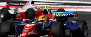 Grosjean penalty hands win to Pantano in Germany