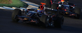 Testing times for Formula One