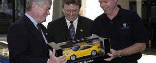 Ingram's Flat Spot On: Main man at Porsche