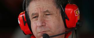 Todt resigns Ferrari posts