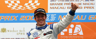 Vernay wins caution plagued Macau qualification race