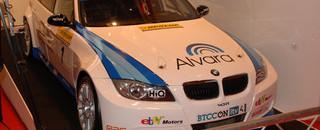 BTCC stars pack out Autosport Show