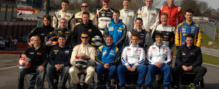 Bumper 23-car grid for BTCC in 2010