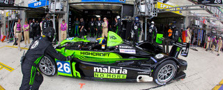 Le Mans Notebook: HPD reveals 2011 engine