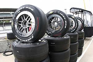 IndyCar on Firestone leaving series
