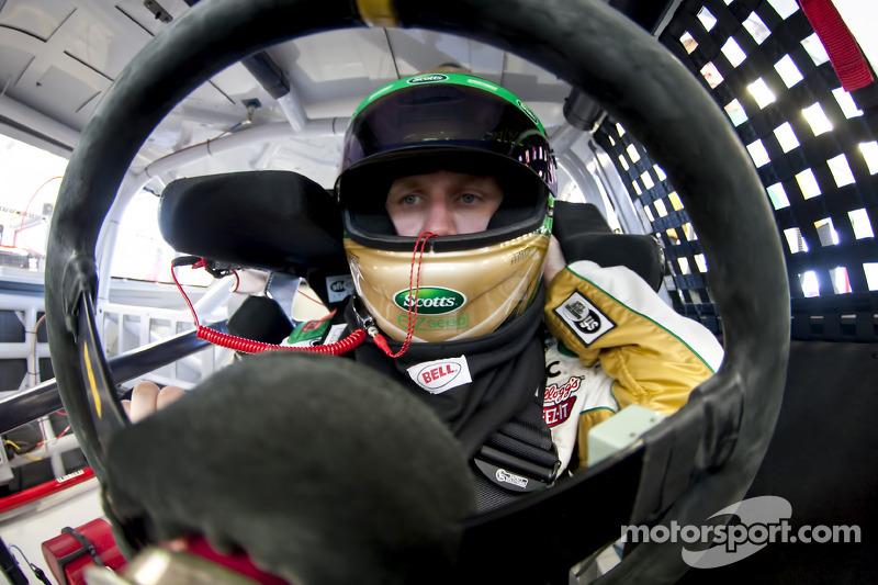 NASCAR Series Las Vegas race report