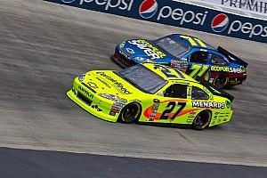 Paul Menard race report