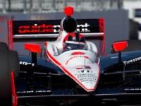 Team Penske Friday report