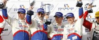 Pescarolo Team takes victory at Paul Ricard