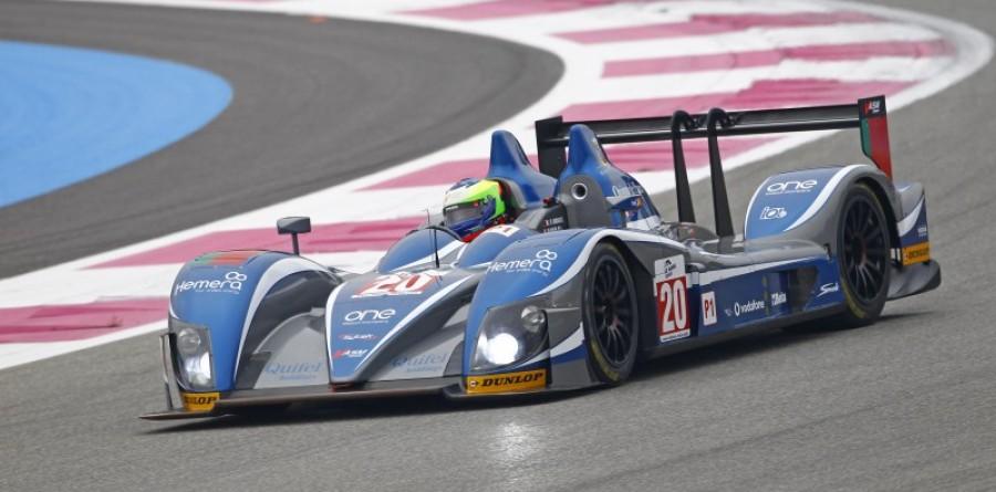 Olivier Pla race report