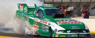 John Force Racing Saturday report