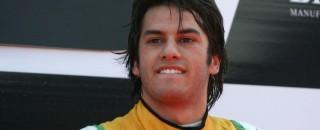 Felipe Nasr Makes BF3 Title Bid At Monza