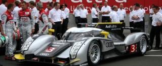Audi R18 Is A Lightweight