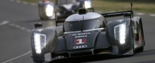 Audi Le Mans test report