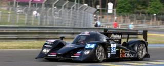Level 5 Motorsports Le Mans test report