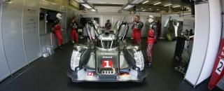 Audi Outruns Peugeot For Spa Pole