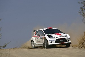 SWRC Rally Italia Sardegna Leg 2 Summary