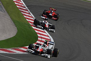 Turkish GP HRT Race Report