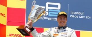 GP2 Istanbul Race 2 Podium Quotes