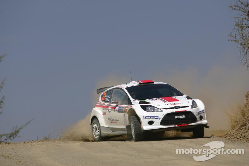 SWRC Rally Italia Sardegna Event Summary