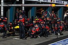 Red Bull fast on track and in pits - report