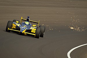 Dreyer & Reinbold Racing Fast Friday At Indy Report