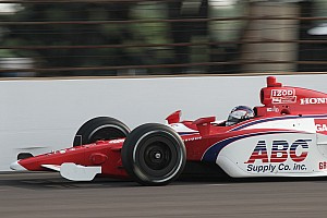 AJ Foyt Racing Indy 500 Pole Day Report