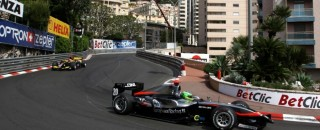 GP2 Series Ready For Monaco Challenge