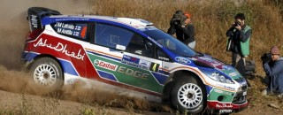 Latvala Blazes Into Early Rally Argentina Lead