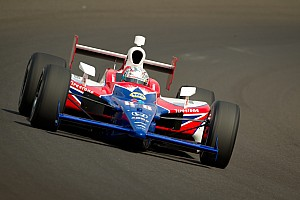 Rahal Letterman Lanigan Indy 500 Carb Day Report